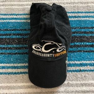 Vintage Accessories - Orange County Choppers Baseball Hat